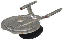 Eaglemoss Large Scale Enterprise NX-01