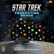 Star Trek Catan Federation Space