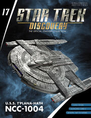 Star Trek Discovery Official Starships Collection issue 17
