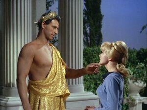 Apollo meets Carolyn