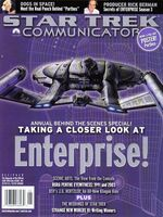 Communicator issue 144 cover