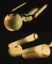 Deadalus-class reference model as built by Greg Jein