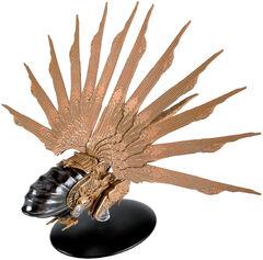 Eaglemoss Klingon Raider