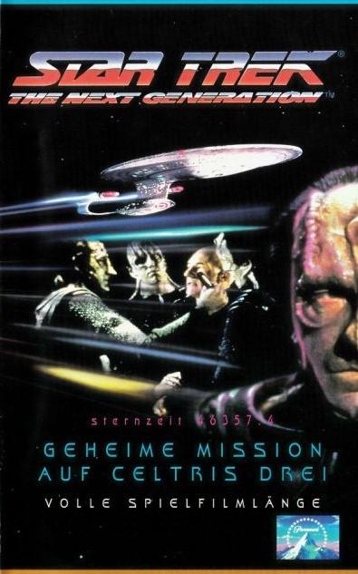 Geheime Mission auf Celtris Drei (VHS)