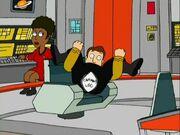 Kirk-captains log-family guy