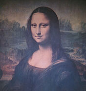 Mona Lisa, 2366