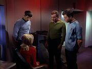 Rand berichtet über den Angriff von Kirk