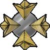 Rangabzeichen Rear Admiral 2280er bis 2350er