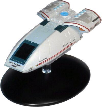 Raumschiffsammlung Shuttle-Chaffee