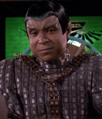 ...as Commander Sirol