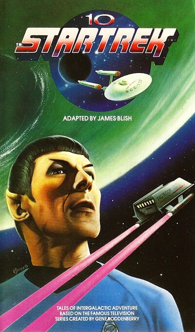 Star Trek 10 (Corgi Books 1985)