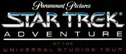 Star Trek Adventure attraction logo