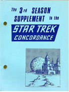 Star Trek Concordance addendum, 1973