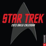 Star Trek Daily 2013