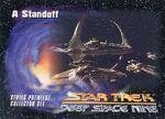 Star Trek Deep Space Nine - Series Premiere Card 40