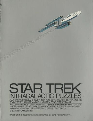 Star Trek Intergalactic Puzzles
