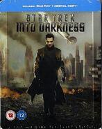 Star Trek Into Darkness Blu-ray 3D Region B Grman Steelbook cover