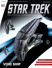 Star Trek Official Starships Collection issue 161
