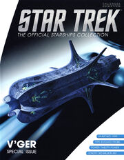Star Trek Official Starships Collection issue SP16