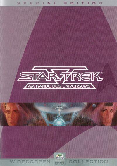 Star Trek V - Am Rande des Universums Special Edition