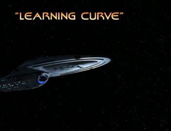 Learning Curve title card