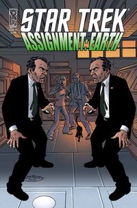 Assignment Earth issue 5