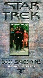DS9 041 US VHS