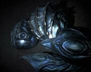 Hirogen body armor