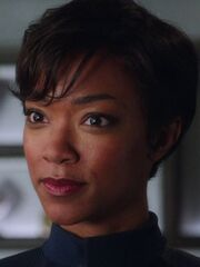 Michael Burnham 2256