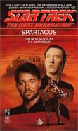 Spartacus novel