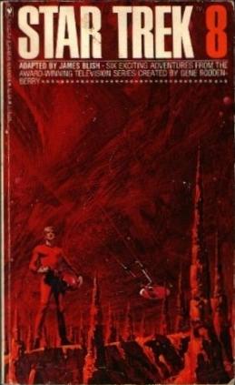 Star Trek 8 (Bantam Cover 3)