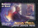 Star Trek Deep Space Nine - Series Premiere Card 11