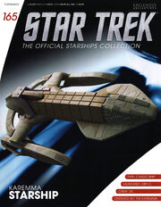Star Trek Official Starships Collection issue 165