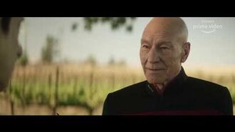 Star Trek Picard - Tráiler Oficial Amazon Prime Video
