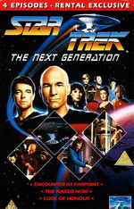 TNG Vol 1 UK Rental VHS cover