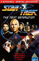 TNG Vol 22 UK Rental VHS cover