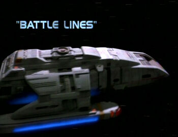 Battle Lines title card
