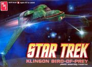 AMT Model kit AMT664 Klingon Bird of Prey 2011
