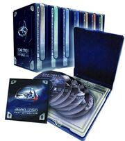 Coffrets DVD DS9 saisons 1-7