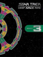 DS9 Season 3 DVD-Region 1