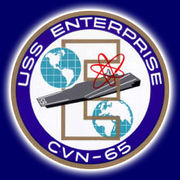 ENTERPRISE CVN-65 Seal