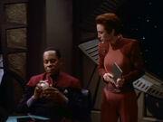 Kira berichtet über Neu Bajor