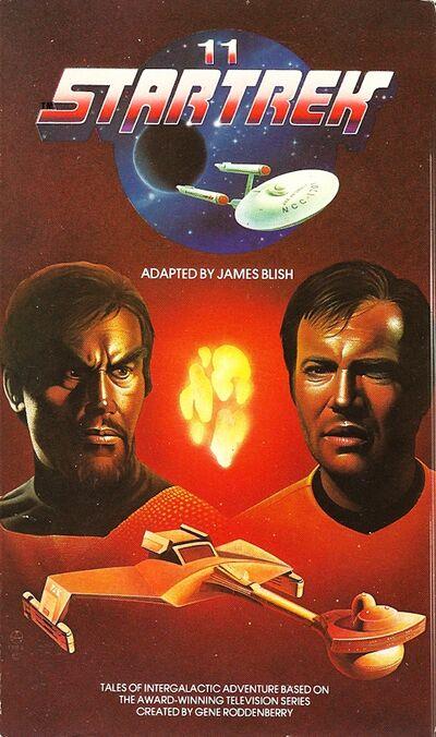 Star Trek 11 (Corgi Books 1985)