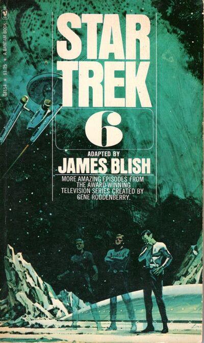 Star Trek 6 (Bantam Cover 2)