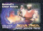 Star Trek Deep Space Nine - Series Premiere Card 33
