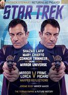 Star Trek Magazine issue 195 cover