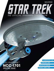 Star Trek Official Starships Collection SP2
