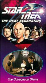 TNG 030 US VHS