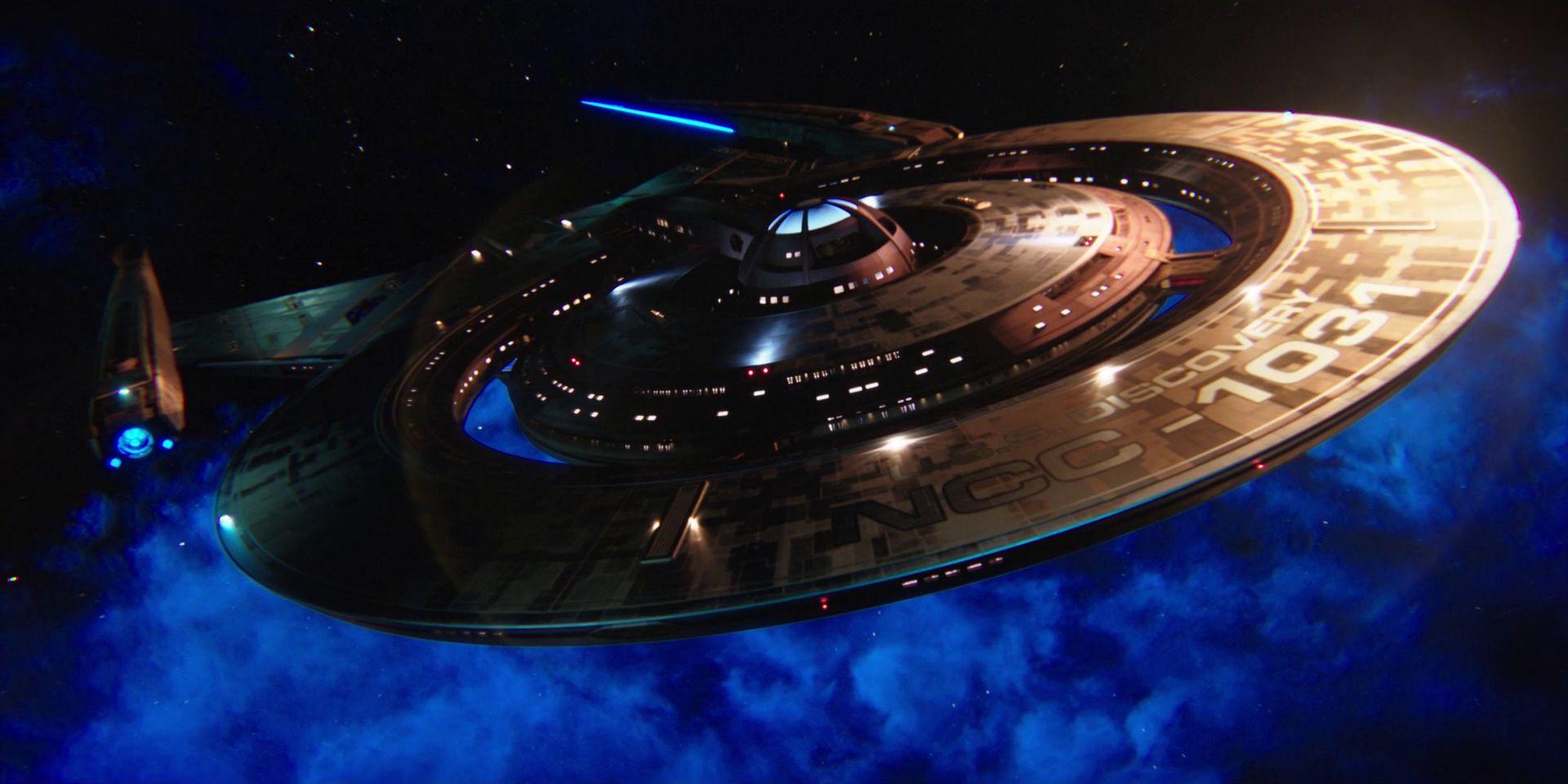 Star Trek Discovery Auf Deutsch