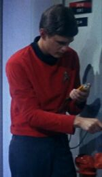 USS Enterprise operations engineer 2